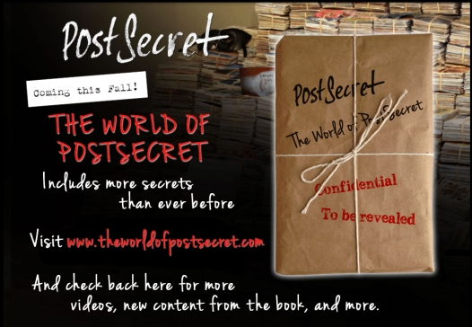 MP20558 World of Post Secret Image