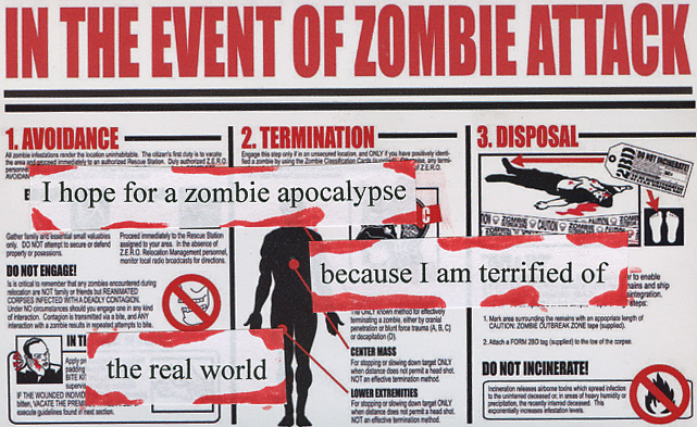 Professional Storytelling: Why People Love Zombies