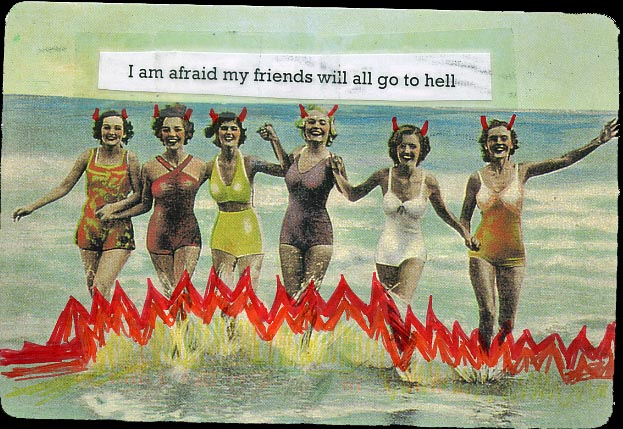 ps: friends in hell