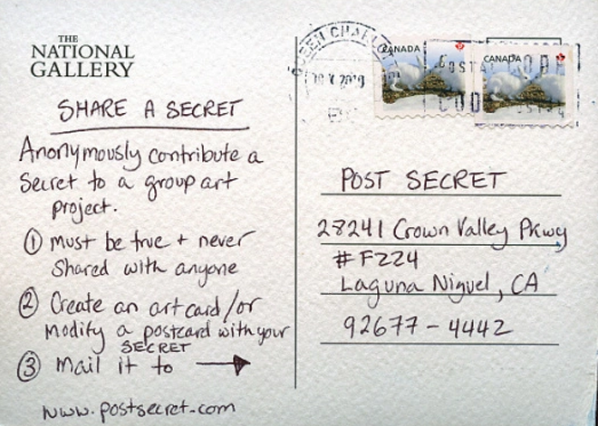 Mail Art Projects 2014